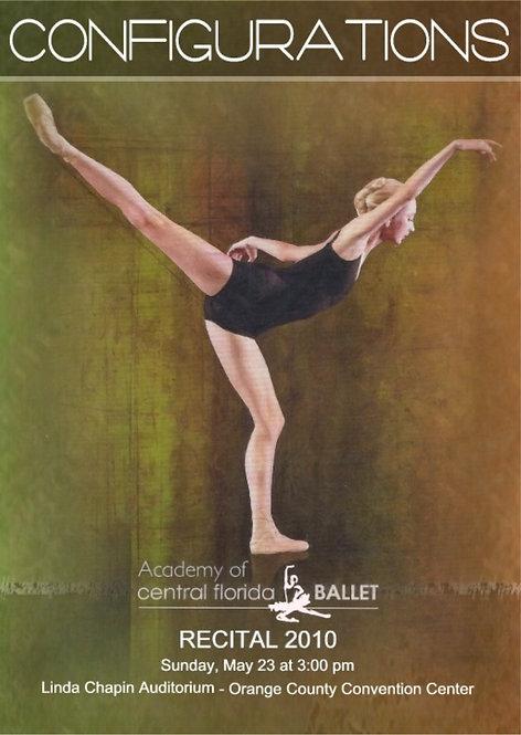 Central Florida Ballet - 5/2010