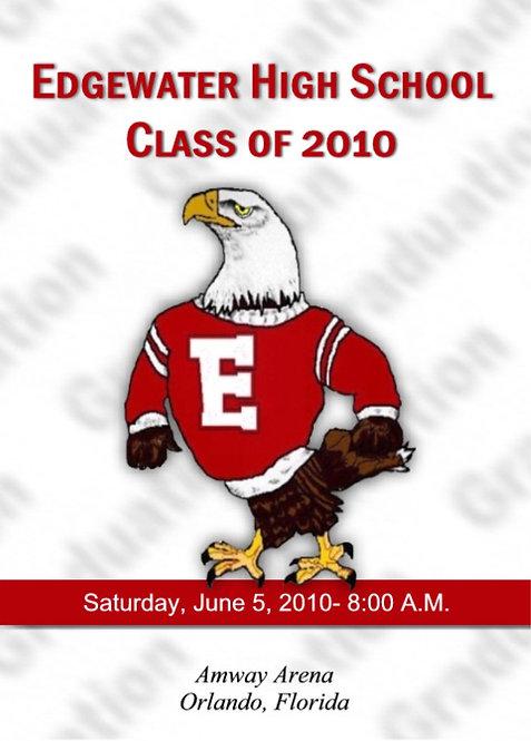 Edgewater High School 2010 Graduation