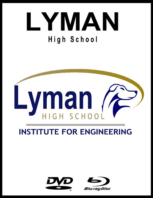 Lyman High School 2017 Graduation