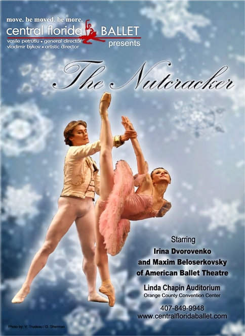 Central Florida Ballet Nutcracker - 12/2006