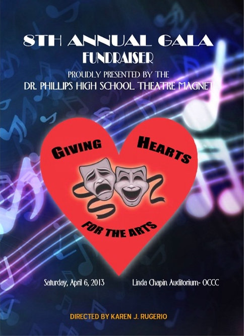 Dr Phillips High School Drama - 4/2013