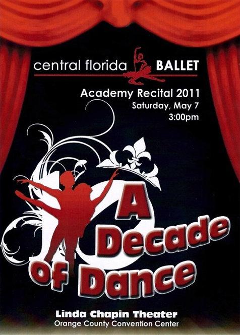 Central Florida Ballet - 5/2011