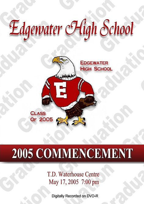 Edgewater High School 2005 Graduation