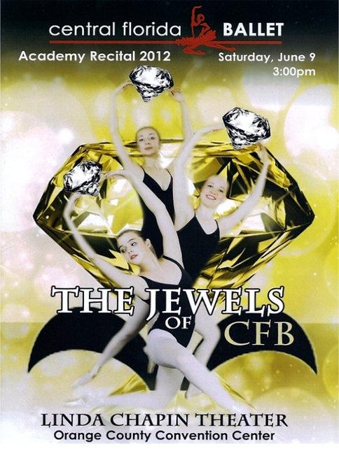 Central Florida Ballet - 6/2012
