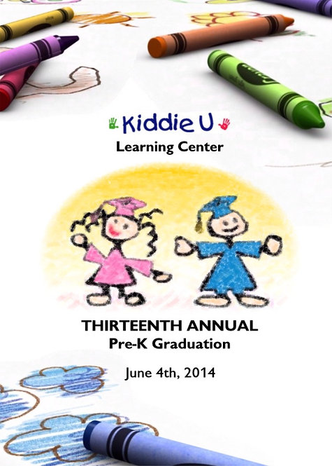 Kiddie U Learning Center - 6/4/14