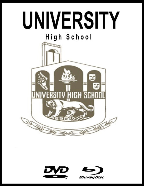University High School 2018 Graduation