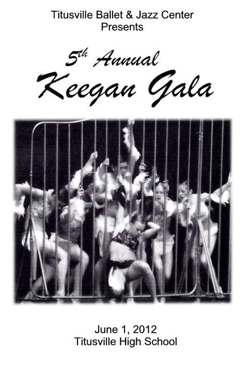 Keegan Dance - 6/2012