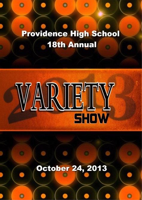 Providence High School - 10/2013