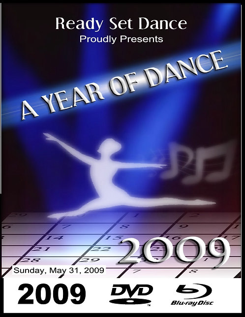 Ready Set Dance '09 Recital