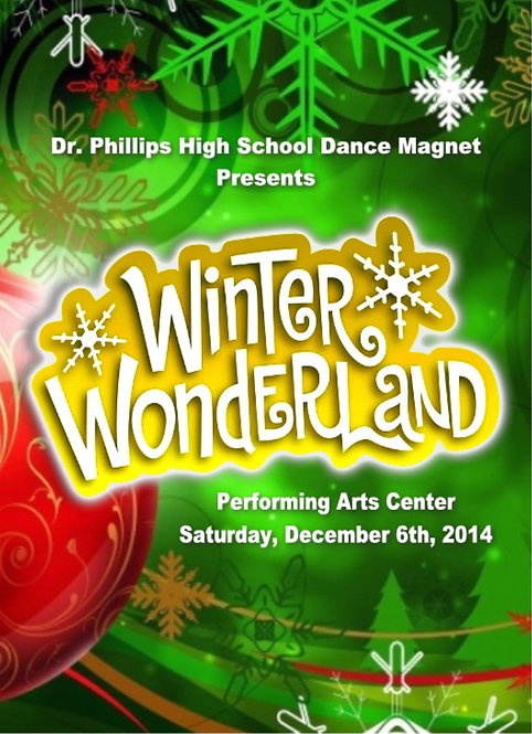 Dr Phillips HS Dance - 12/06/14