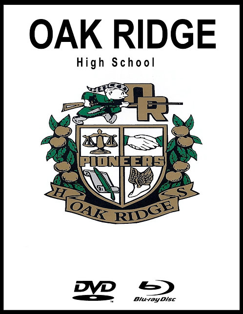 Oak Ridge High School 2015 Graduation