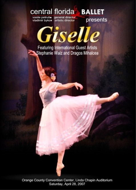 Central Florida Ballet - 4/2007