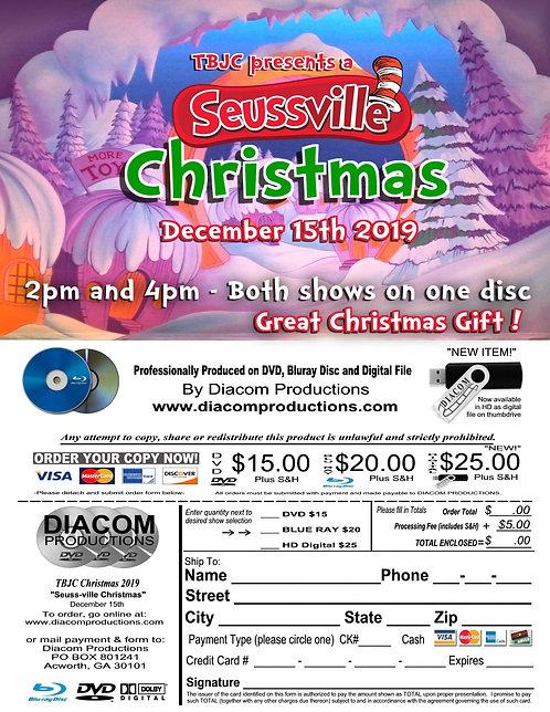 Titusville Ballet & Jazz Center - 12/15/19