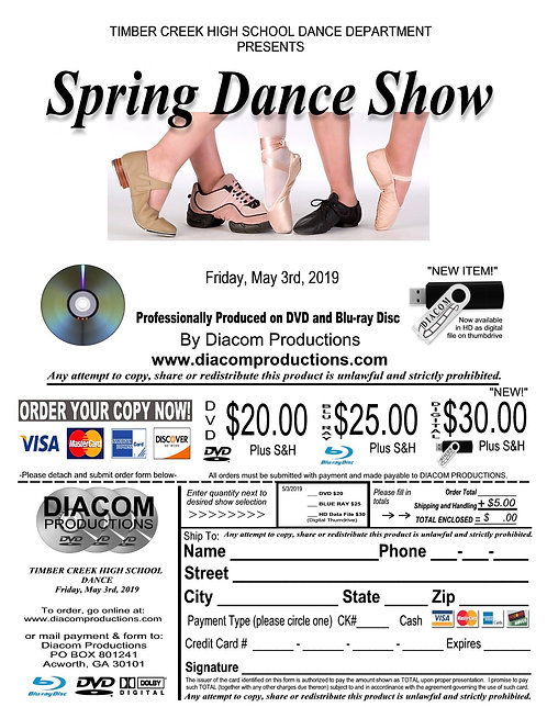 Timber Creek High School Dance - 05/03/19