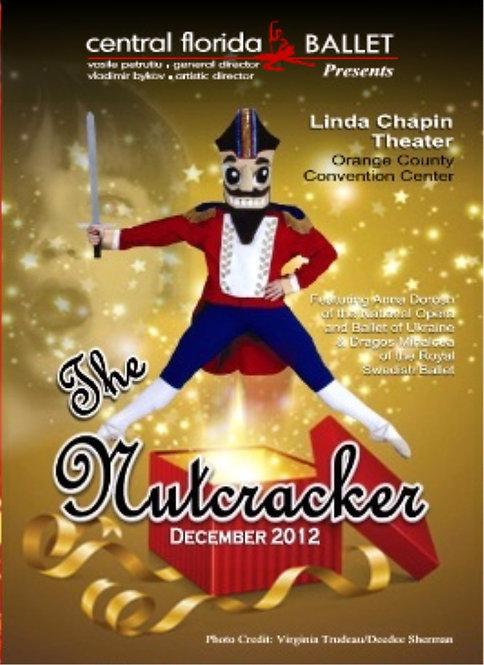 Central Florida Ballet Nutcracker - 12/2012