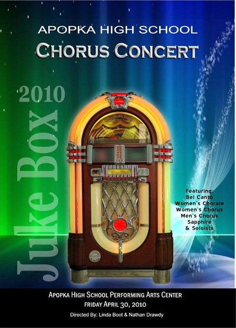 Apopka High School Chorus - 4/2010