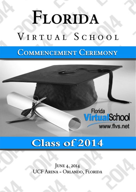 Florida Virtual School '14 Grad