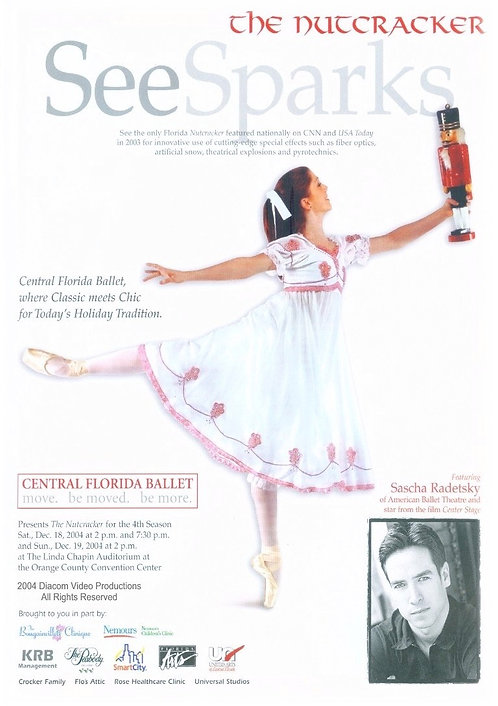 Central Florida Ballet Nutcracker - 12/2004