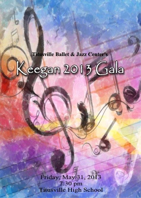 Keegan Dance - 6/2013