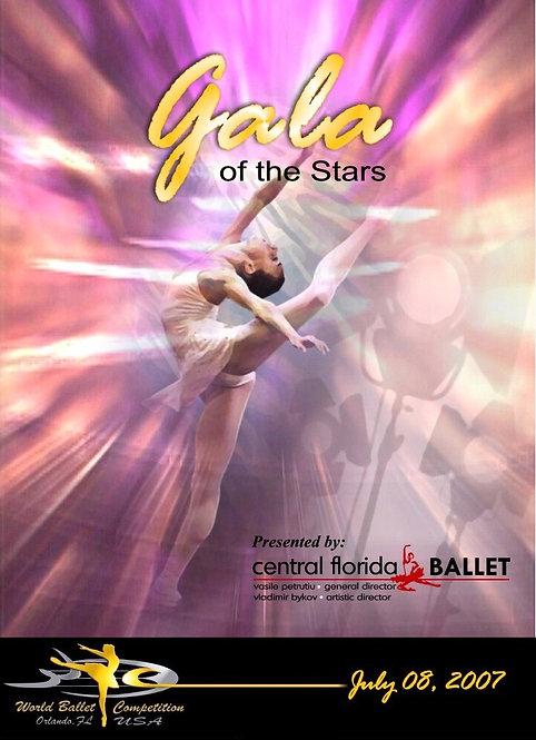 Central Florida Ballet - 7/2007