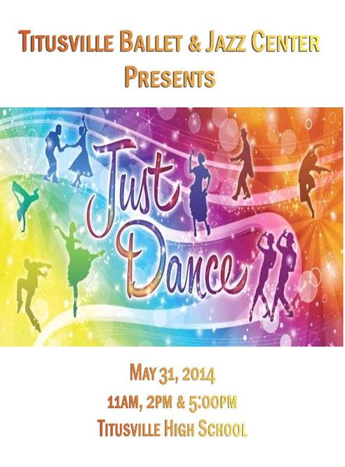 Titusville Ballet & Jazz Center - 05/2014