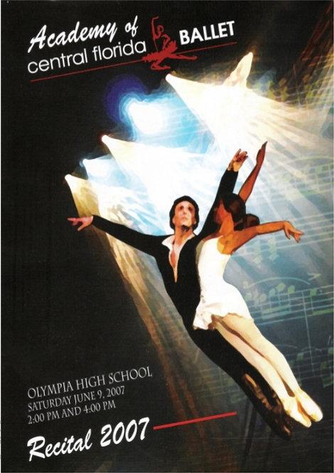 Central Florida Ballet - 6/2007