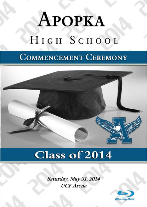 Apopka High School 2014 Graduation