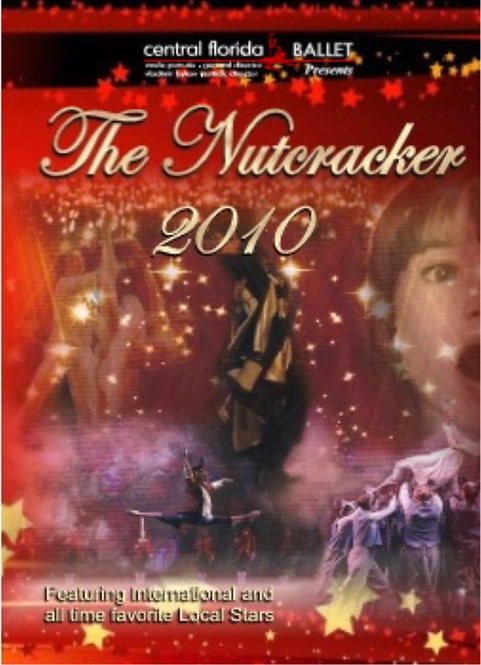 Central Florida Ballet Nutcracker - 11/2010