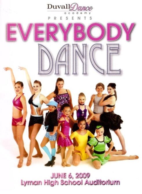 Duvall Dance Academy - 6/2009