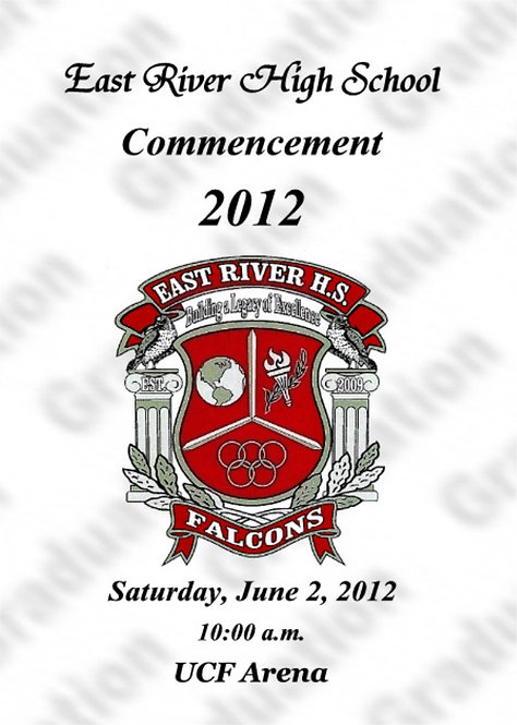 East River High School 2012 Graduation