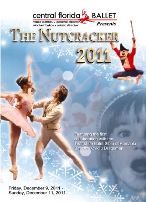 Central Florida Ballet Nutcracker - 12/2011