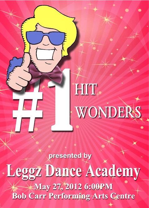 Leggz Dance -  5/2012