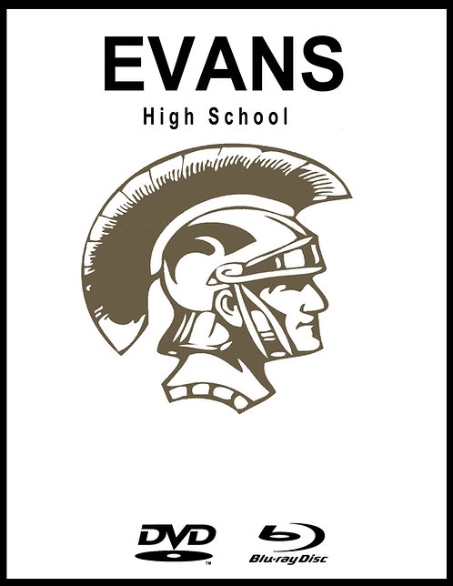 Evans High School 2016 Graduation