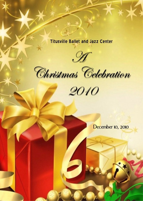 Titusville Ballet & Jazz Center - 12/2010