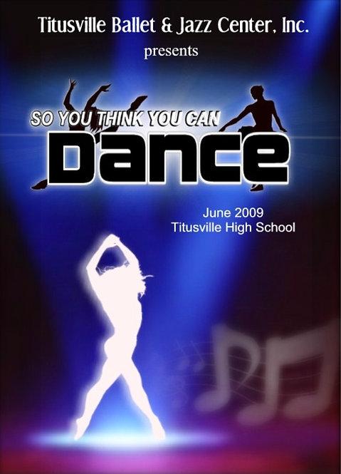 Titusville Ballet & Jazz Center - 6/2009