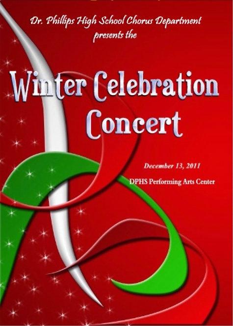 Dr Phillips High School Chorus - 12/2011