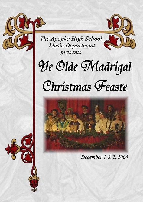 Apopka High School Chorus - 12/2006