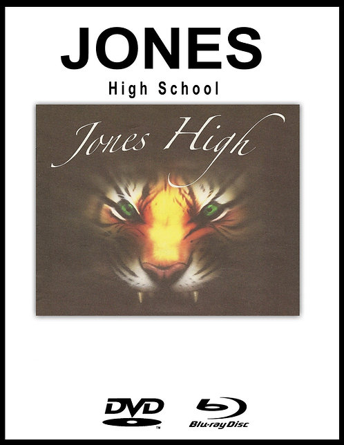 Jones High School 2020 Virtual Graduation