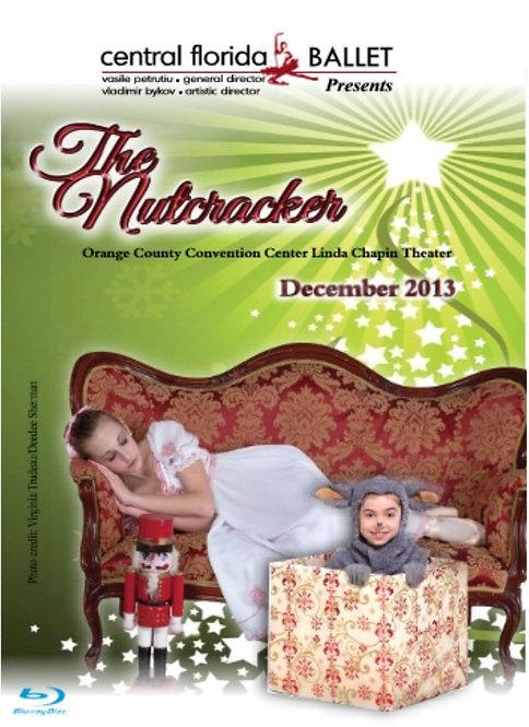 Central Florida Ballet  Nutcracker - 12/2013