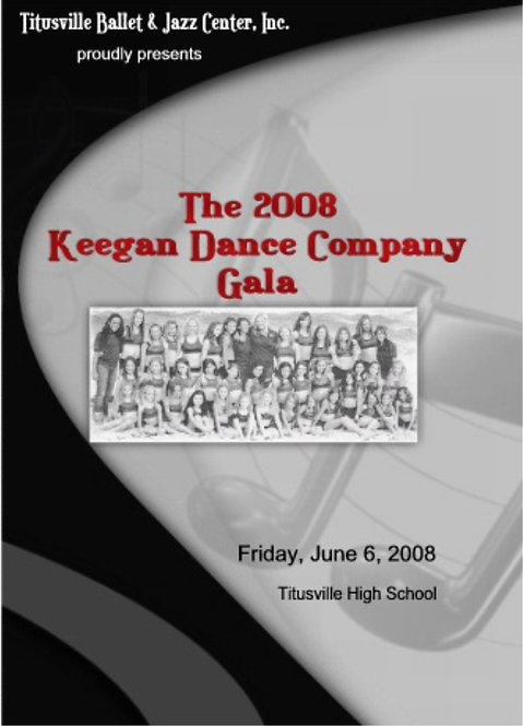 Keegan Dance - 6/2008