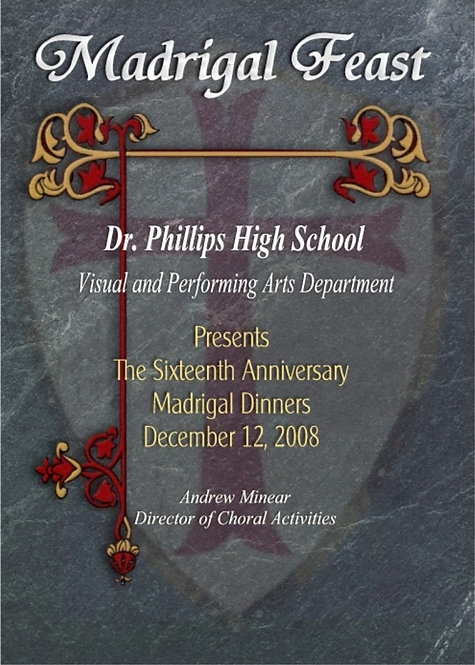 Dr Phillips High School Chorus - 12/2008