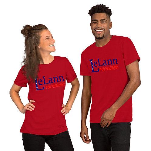 LeLann For President Tee