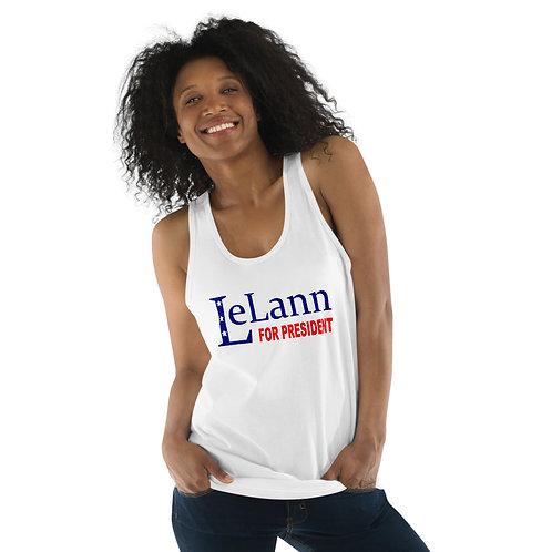 LeLann For President Classic tank top (unisex)