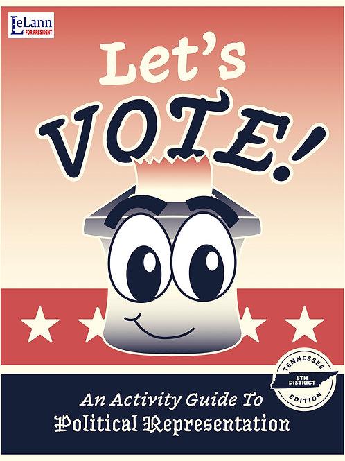 Let's Vote Paperback