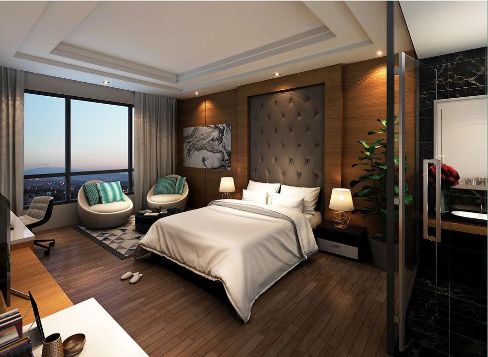 interior Typical Hotel room 300dpi SMALL