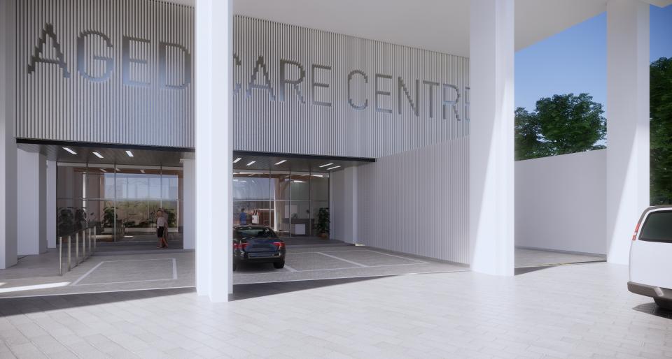 Aged-care Centre