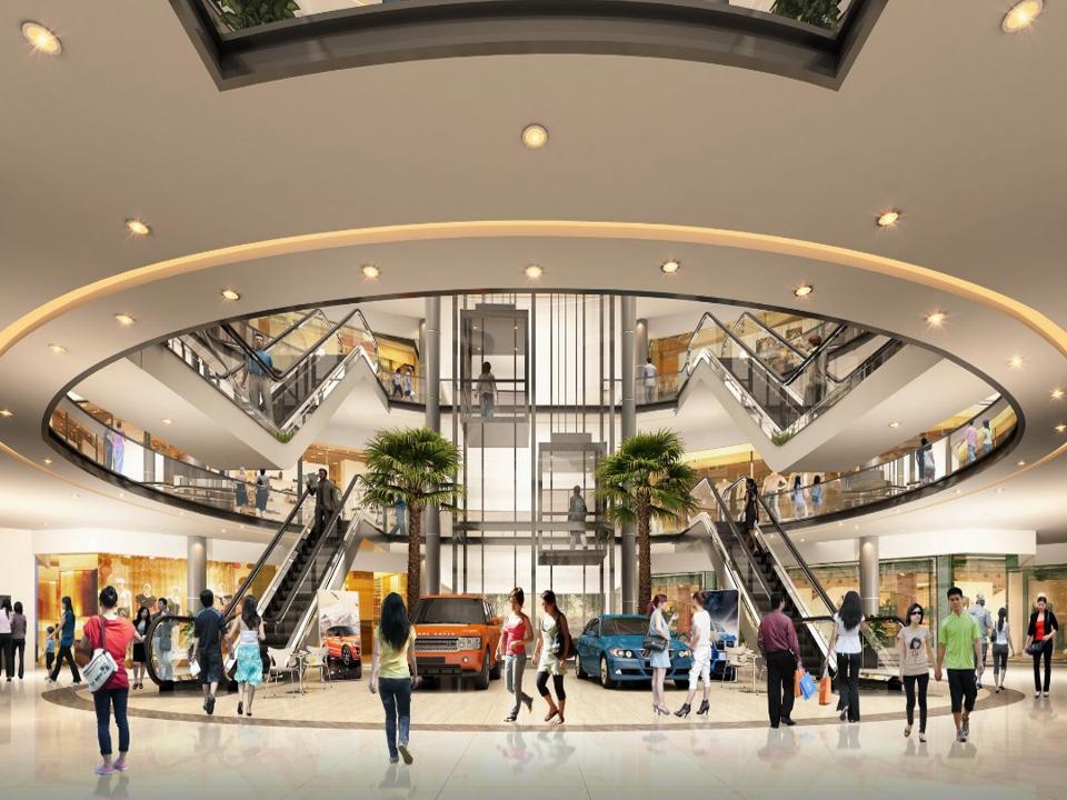 The Wellness Mall