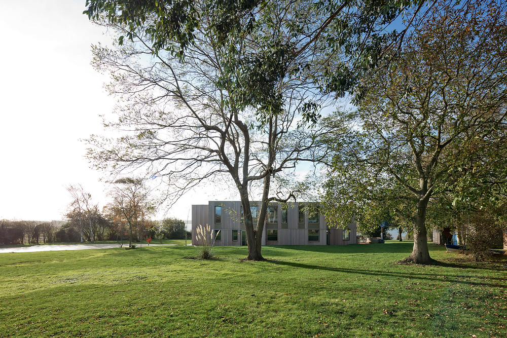Image of Stour House, a Facit Homes project in Suffolk.