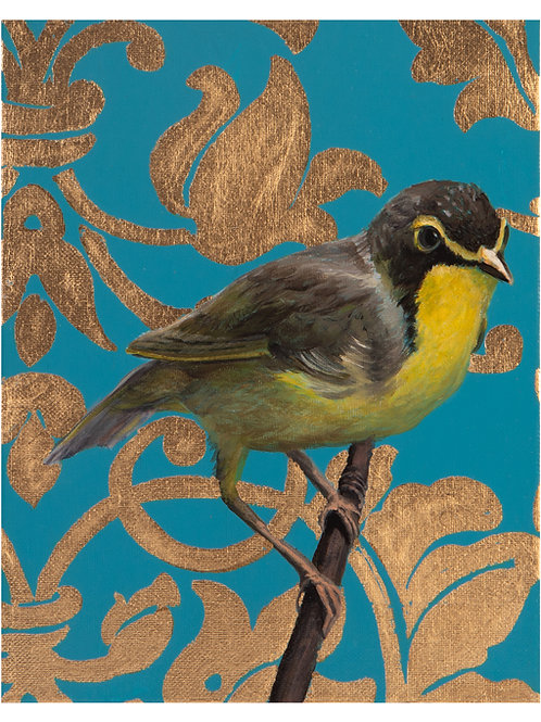 Kentucky Warbler  Archival Limited Edition Print