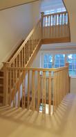 trap balustrade